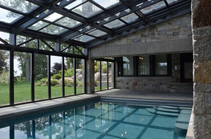 Interior - Pool